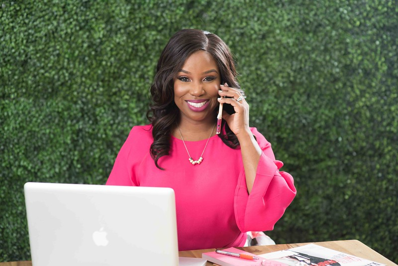 Sharita M. Humphrey: From the Floor to Forbes