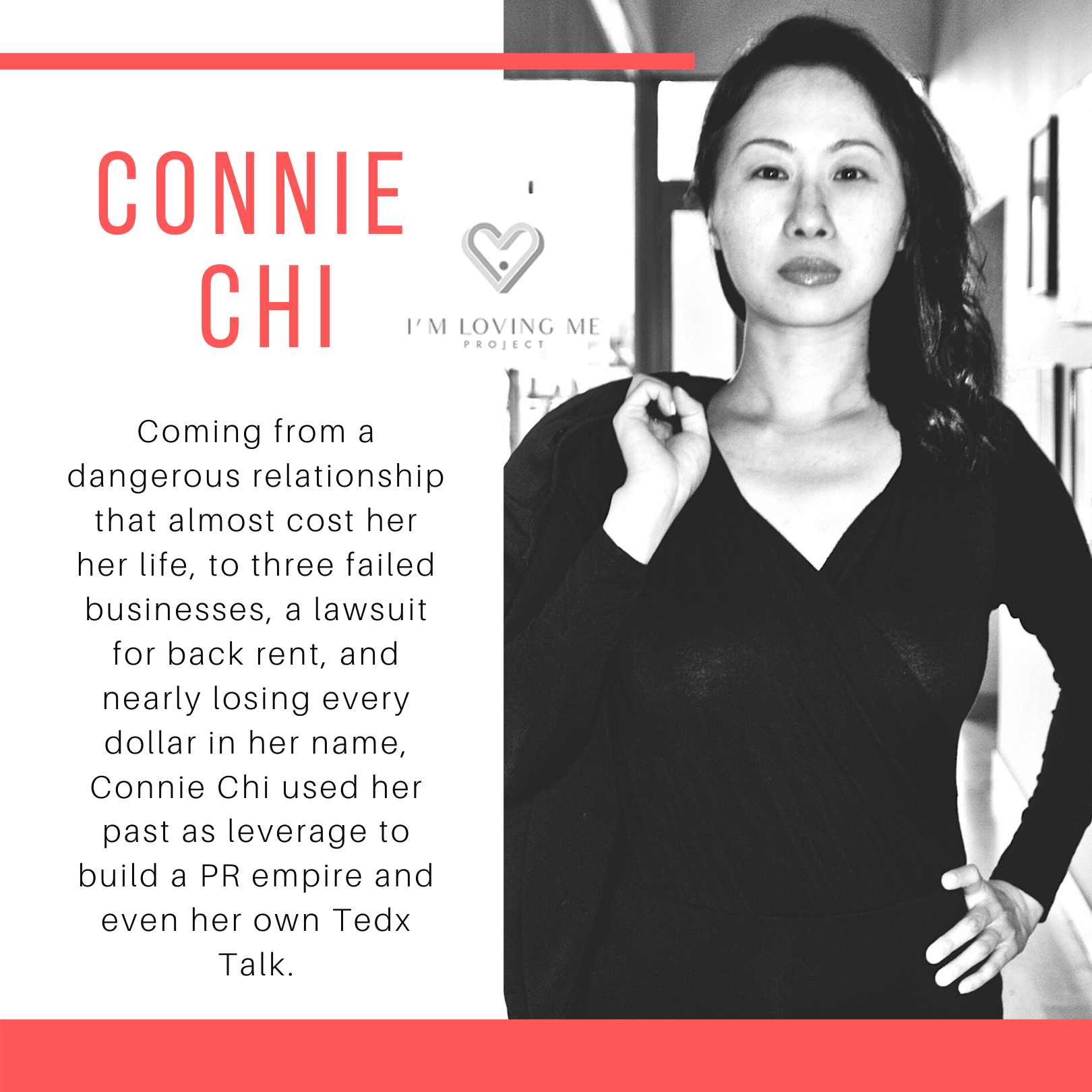 Connie Chi: From a deadly relationship to a PR Empire