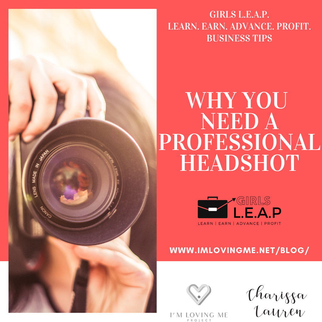 Why Every Entrepreneur Needs a Professional Headshot.