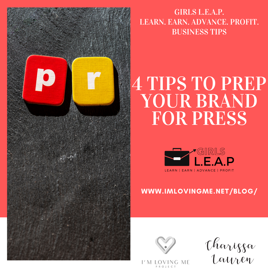 4 Tips to Prep Your Brand for Press