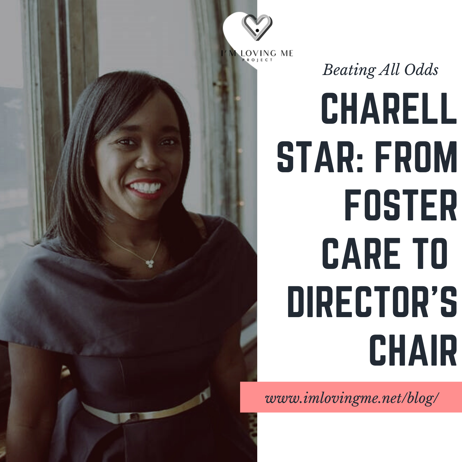 From Foster Care to the Director's Chair: Charell Star