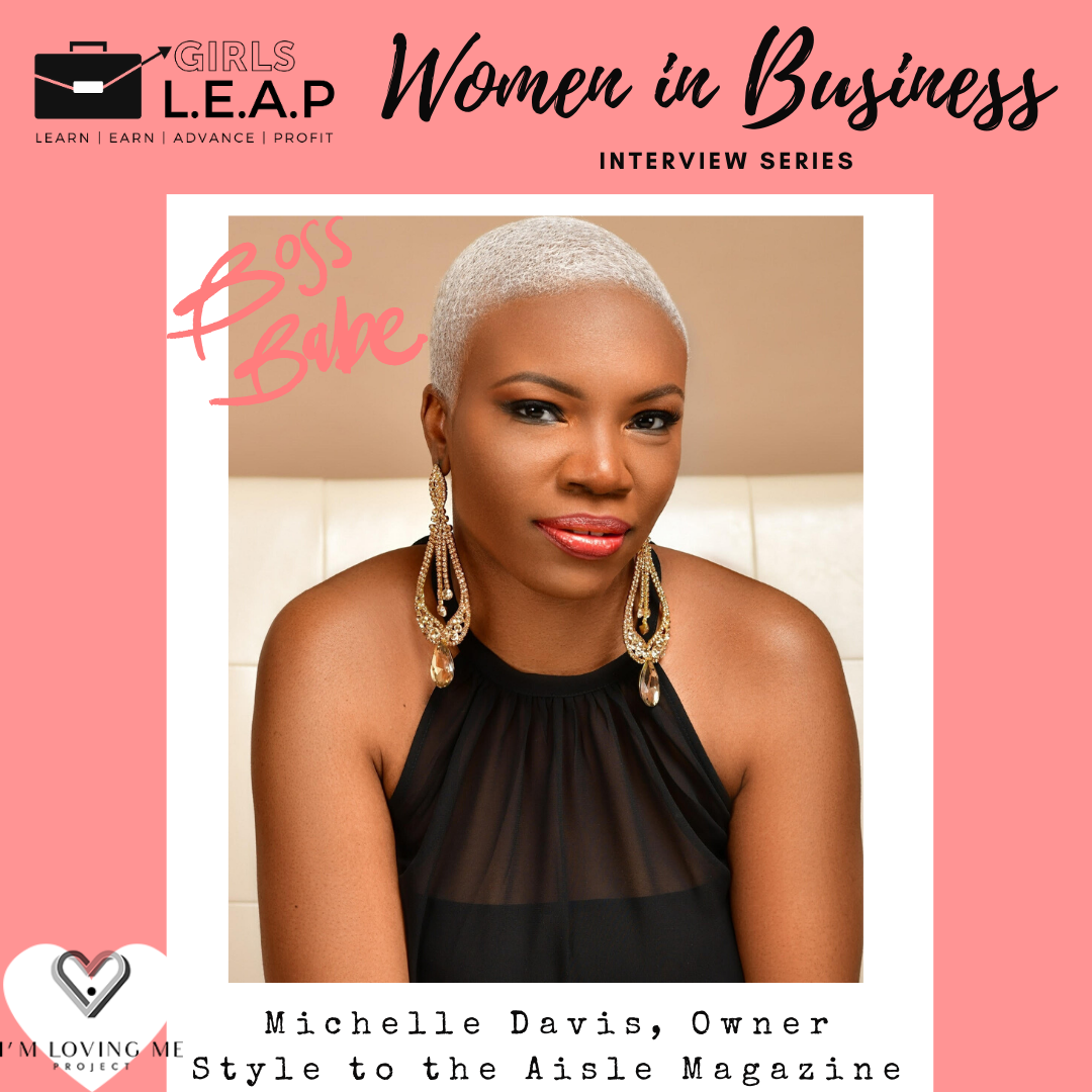 Women in Business Wednesdays: Michelle Davis