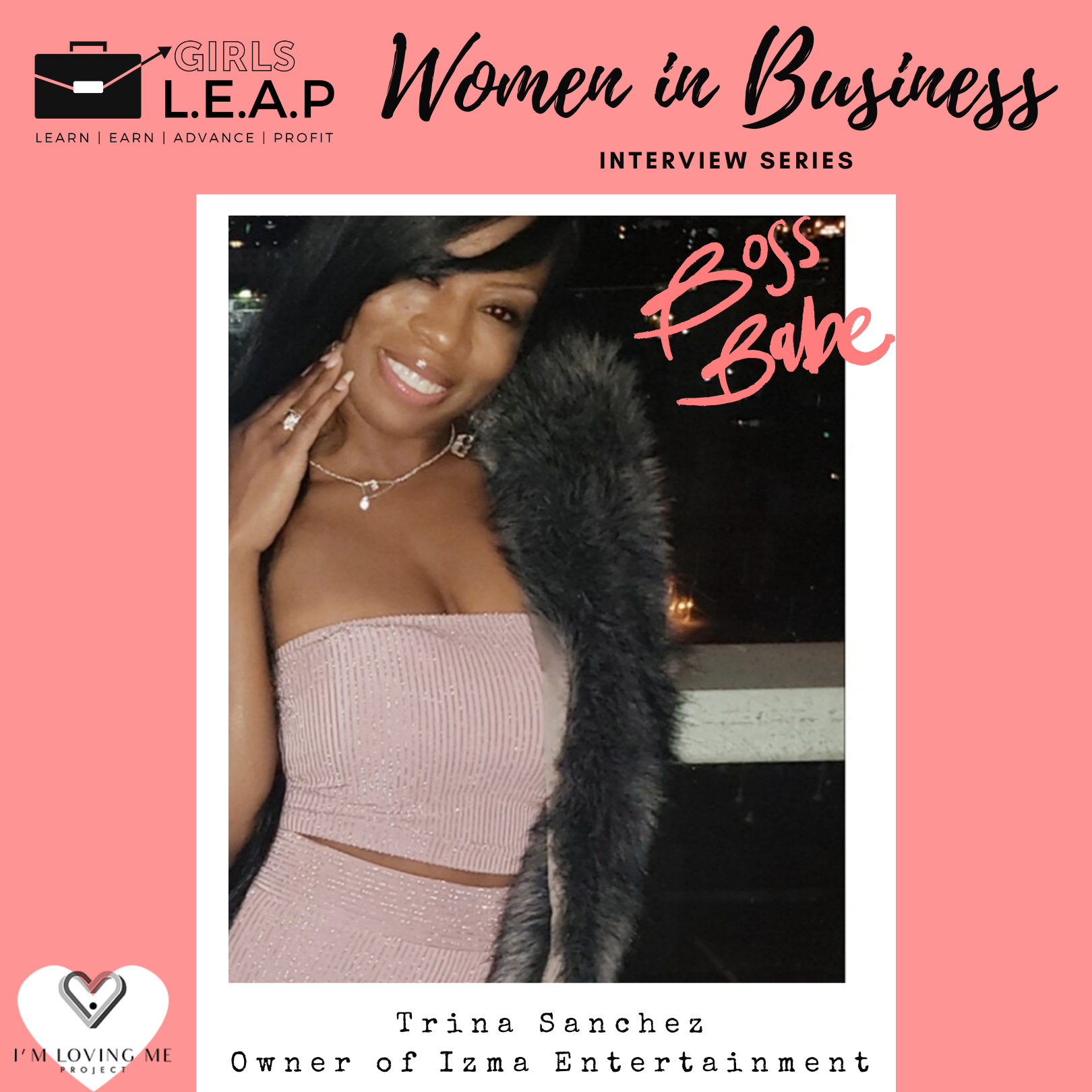 Women in Business Wednesday: Trina Sanchez