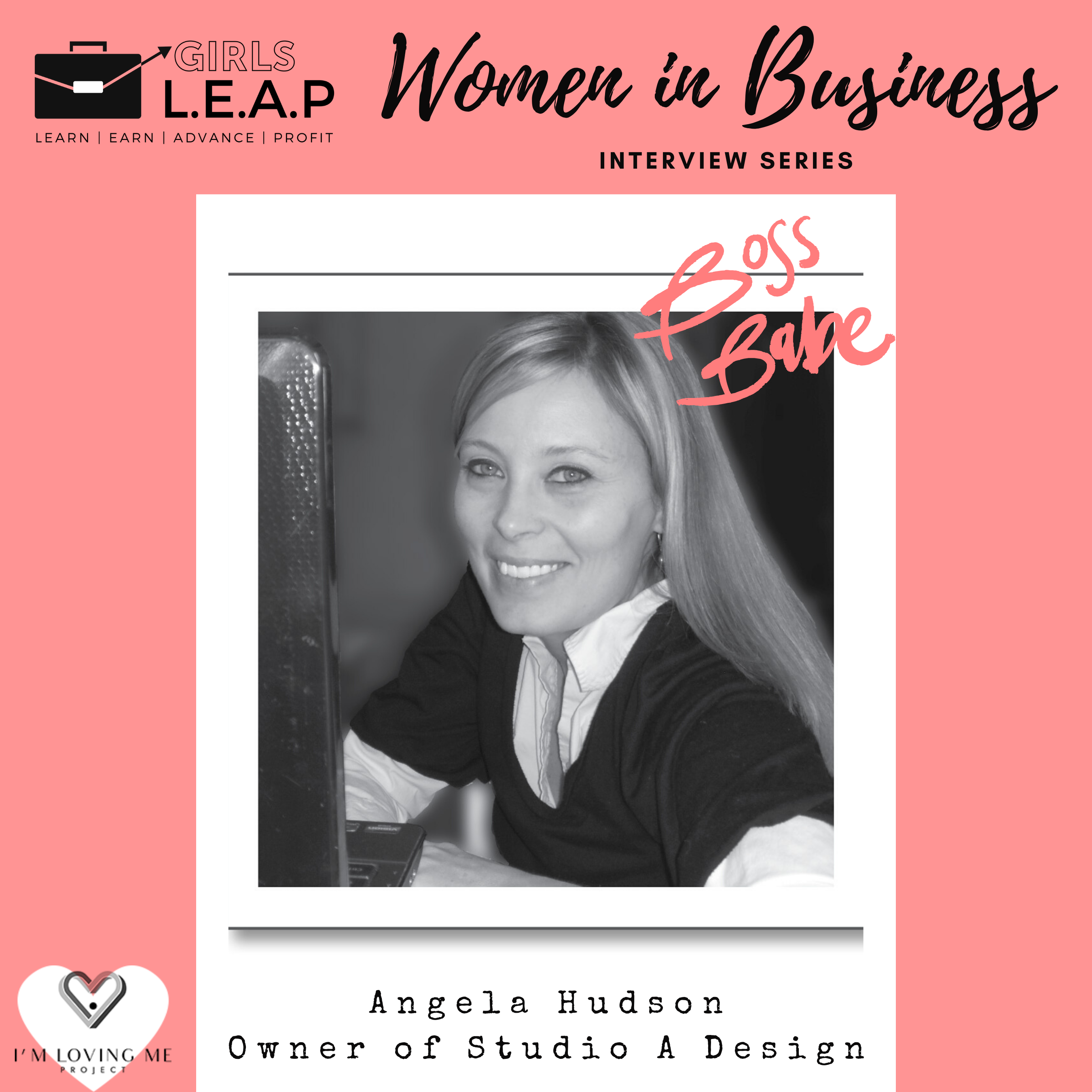 Women in Business Wednesday: Angela Hudson