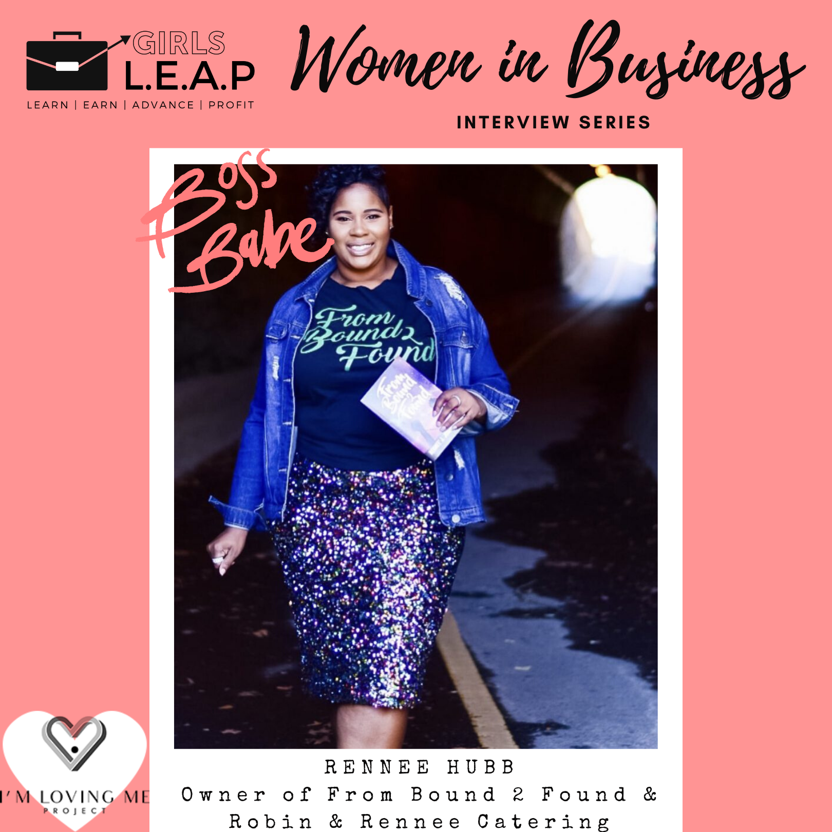 Women in Business Wednesday: Rennee Hubb