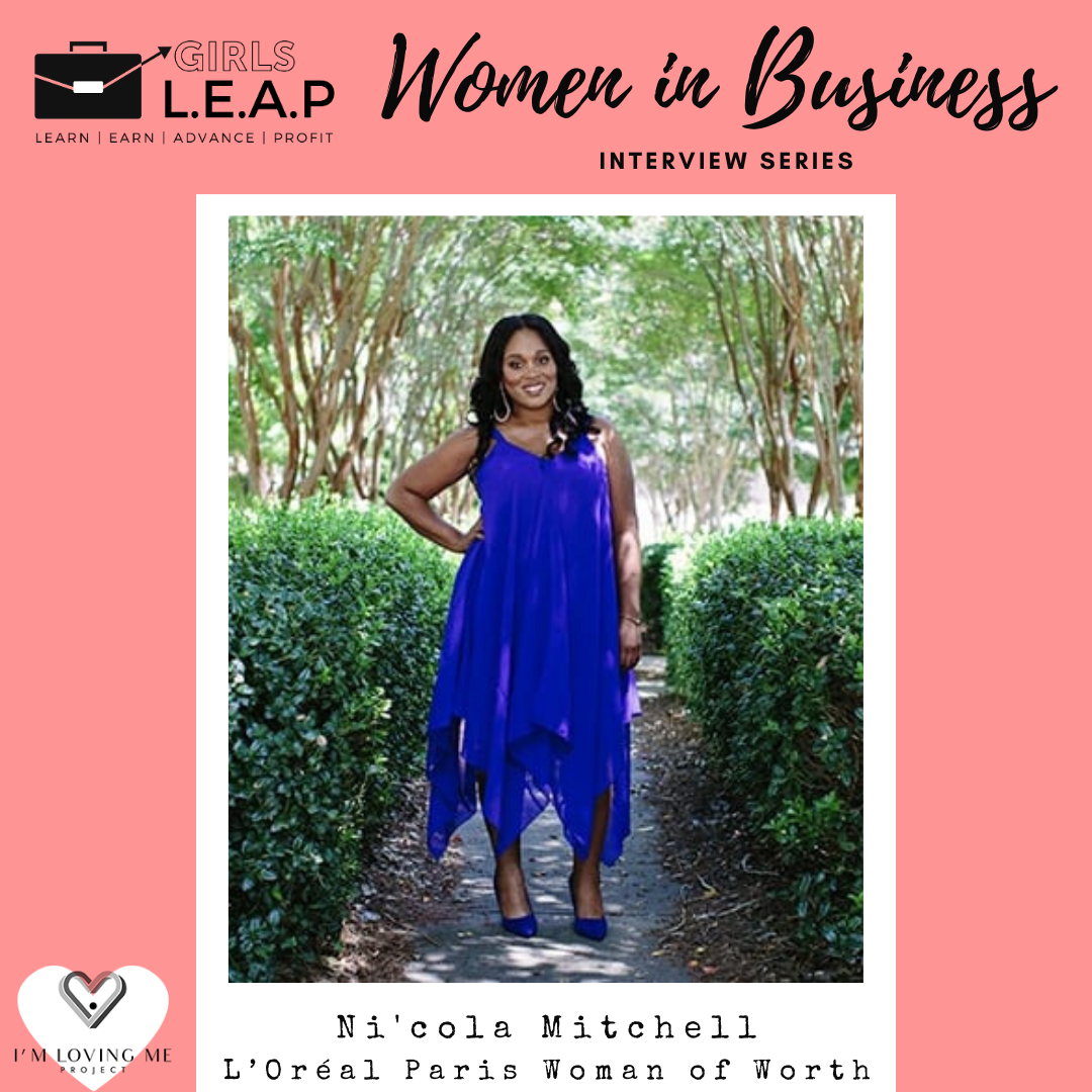Women In Business Wednesday: Ni'cola Mitchell