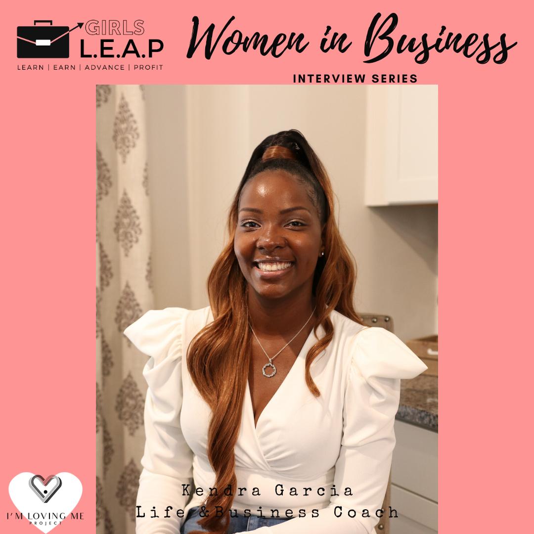 Women in Business Wednesday: Kendra Garcia