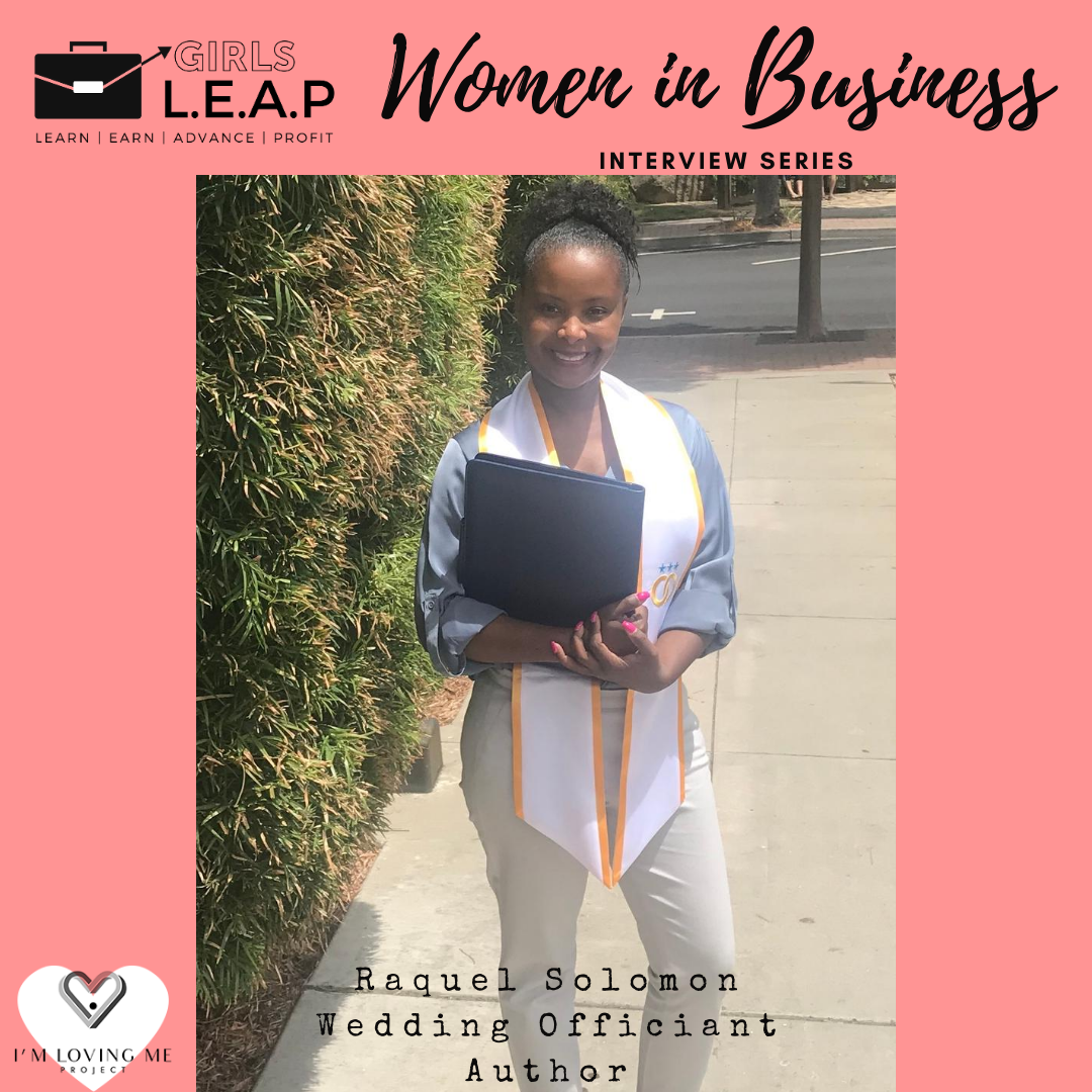 Women in Business Wednesday: Raquel Solomon