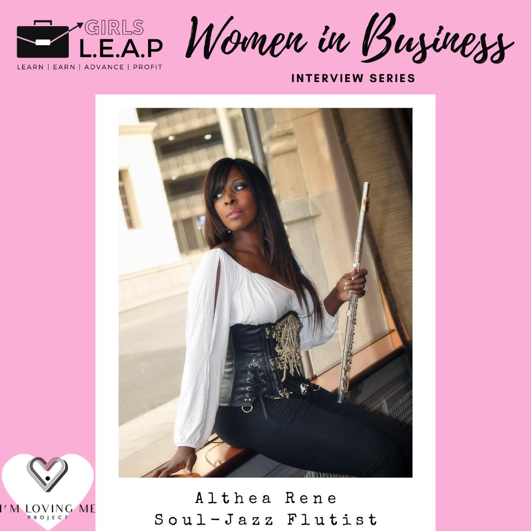Women in Business Wednesday: Althea Rene