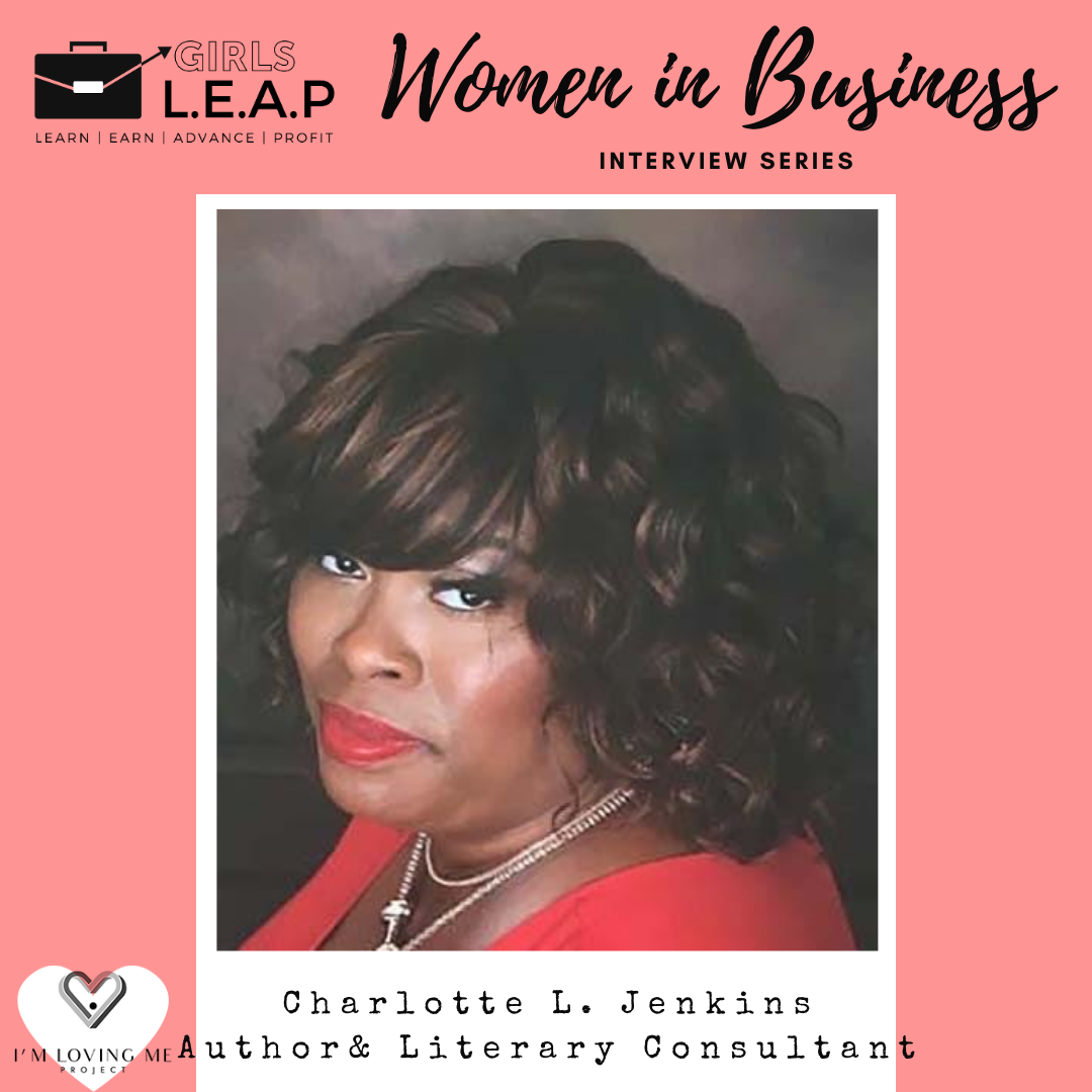Women in Business Wednesday: Charlotte L. Jenkins