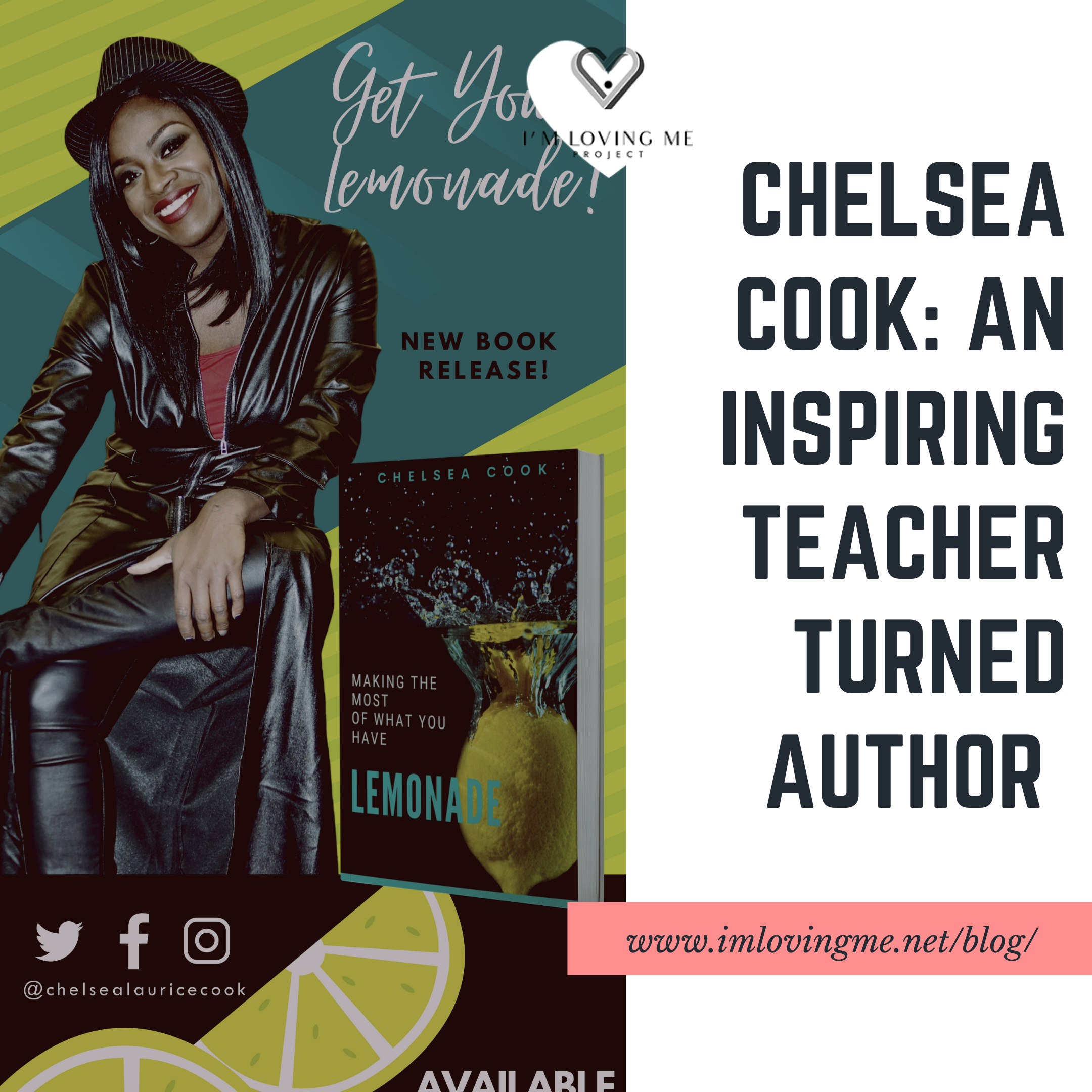 Chelsea Cook: An Inspiring Teacher Turned Author