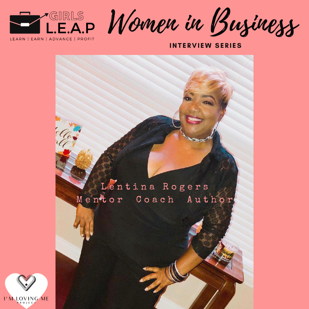 Women In Business Wednesday: Lentina Rogers