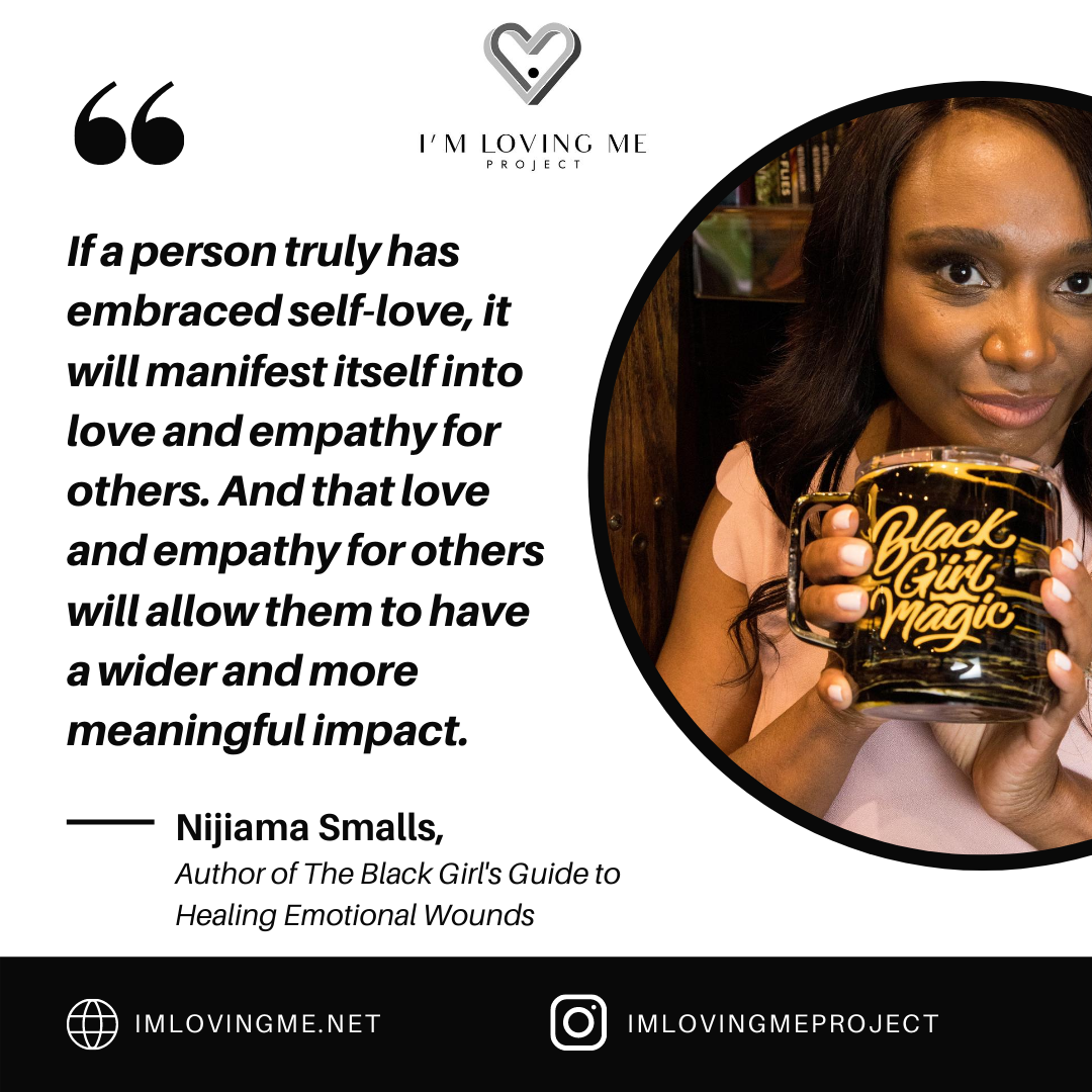 Nijiama Smalls & The Black Girl's Guide To Healing Emotional Wounds