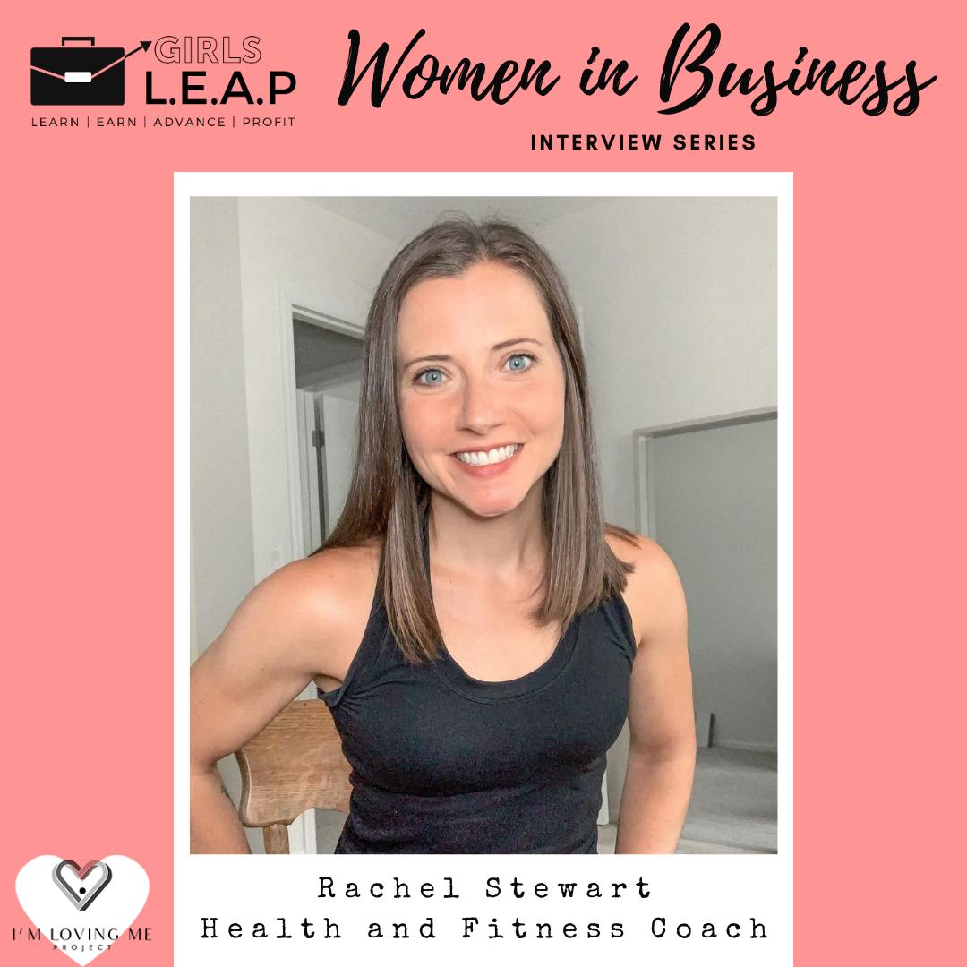 Women in Business Wednesday: Rachel Stewart