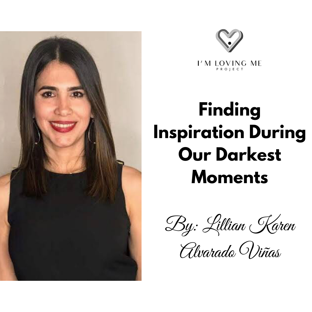 Finding Inspiration During Our Darkest Moments