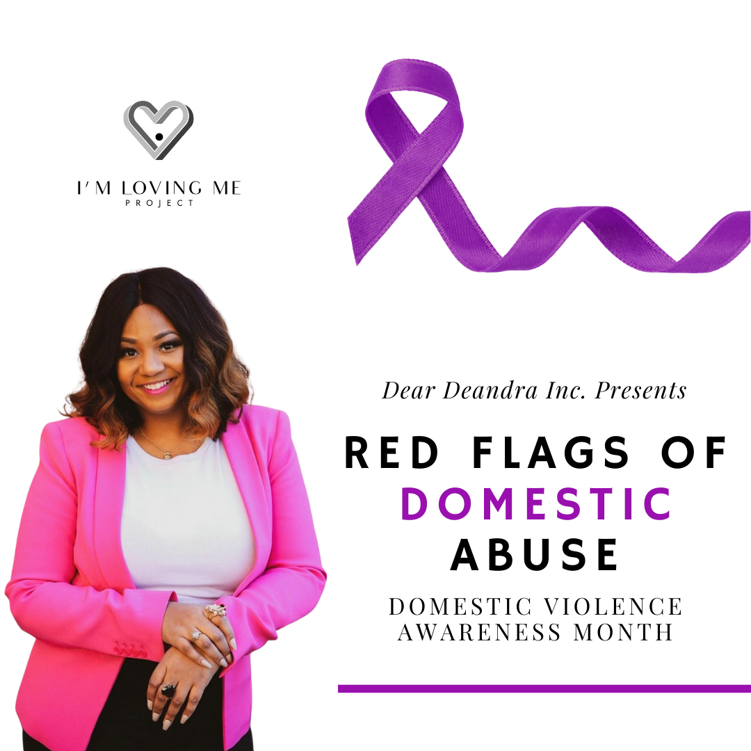 Red Flags of Domestic Abuse