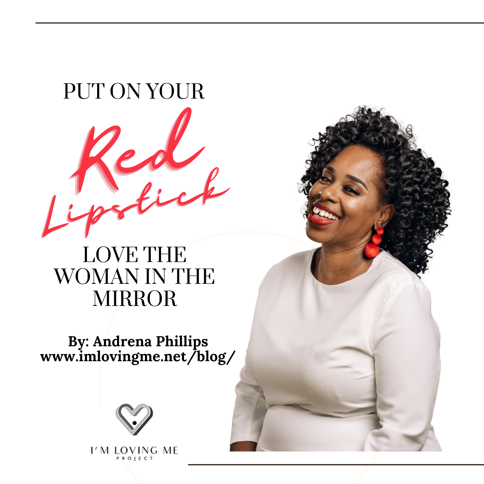 Put On Your Red Lipstick!