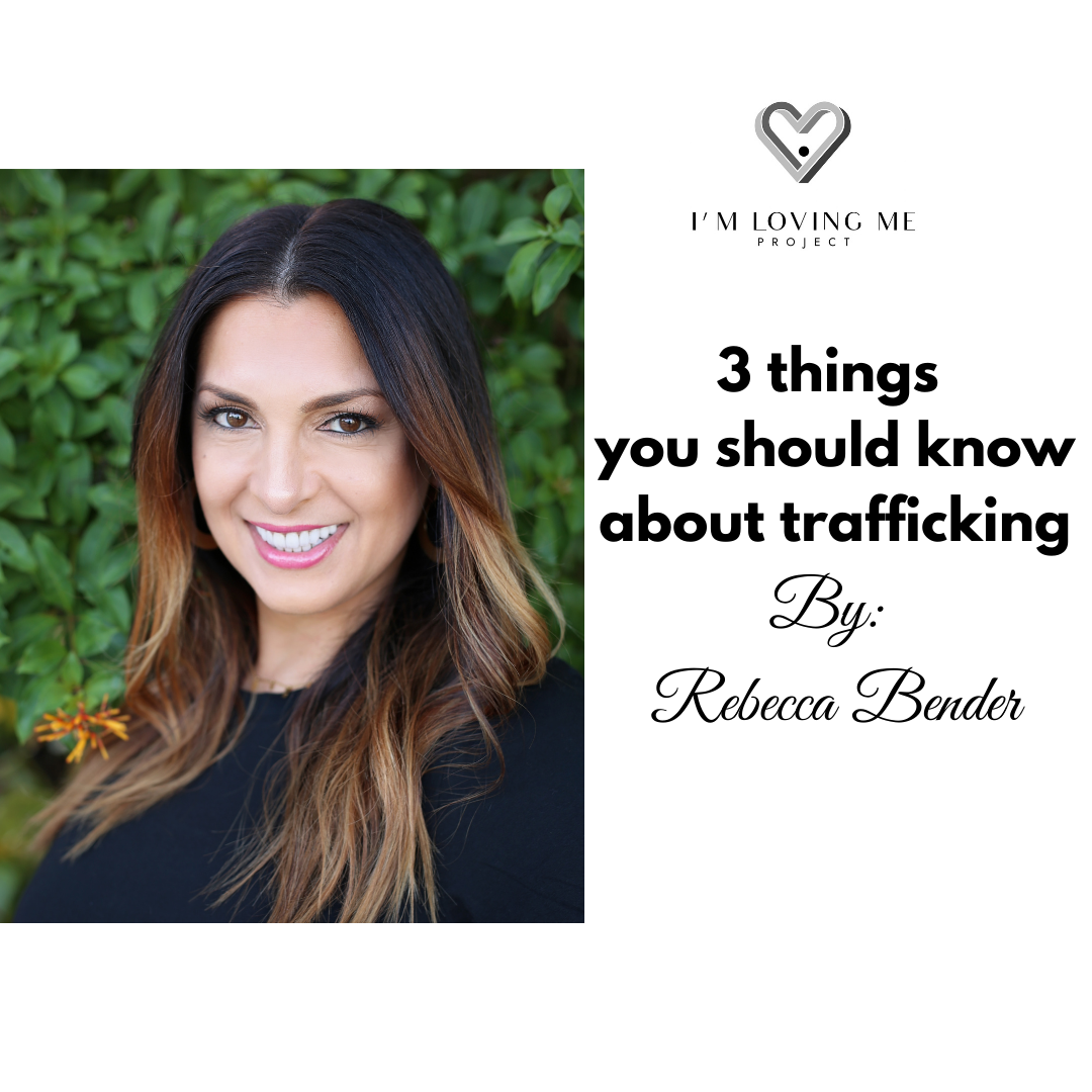 3 THINGS YOU SHOULD KNOW ABOUT TRAFFICKING
