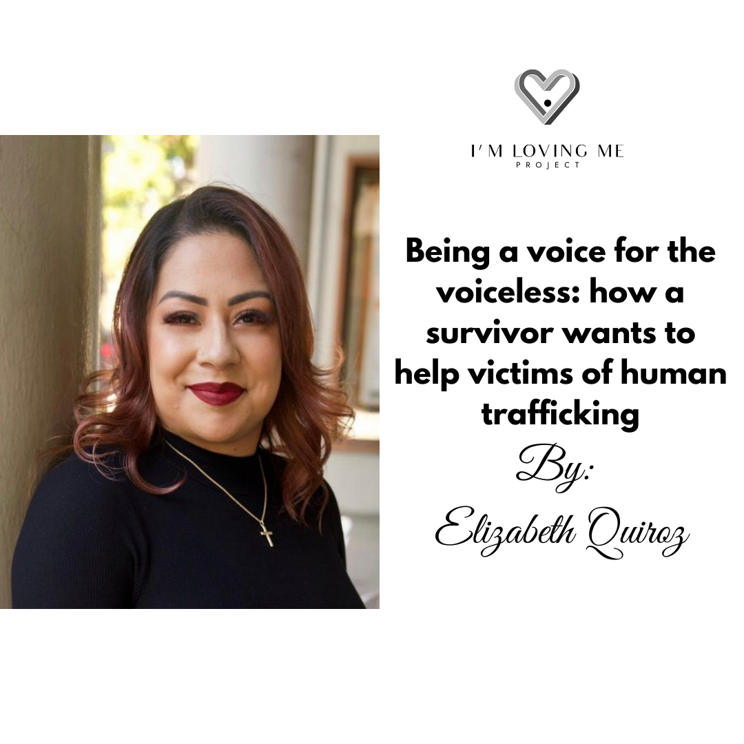 Being a voice for the voiceless: how a survivor wants to help victims of human trafficking